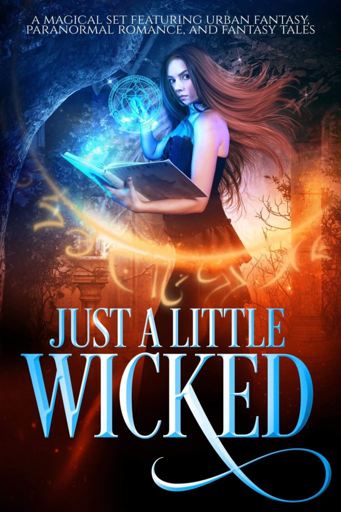 Book Cover for Just a Little Wicked